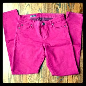 Red Kut From the Kloth skinny jeans